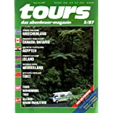 tours das abenteuer magazin Mai/Juni 1987. 3/87