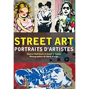 Street Art - Portraits d'artistes
