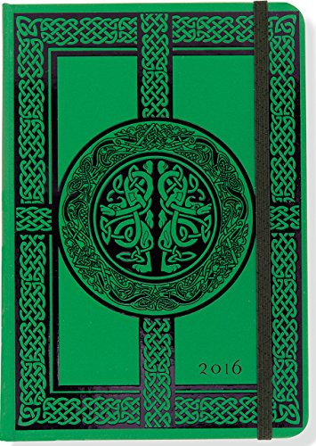 2016 Celtic Weekly Planner (16-Month Engagement Calendar, Diary) PDF