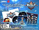 BlazBlue: Chrono Phantasma Limited Edition - PlayStation 3