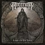 ECHOES OF THE FALLEN by ANTERIOR [Music CD]