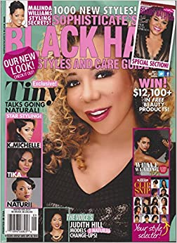 Sophisticate's Black Hair Styles and Care Guide September ...