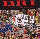 echange, troc D.R.I - Live at CBGB's 1984