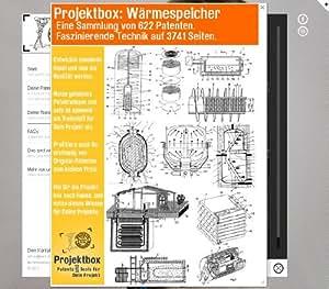 Wärmespeicher: Deine Projektbox inkl. 622 Original-Patenten bringt Dich mit Spaß hinter die Geheimnisse der Technik!