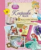 Disney Princess Keepsake Book (Disney Keepsake)