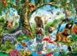 Clementoni - 32543 - Puzzle Classique - Jungle Lake