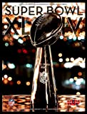 Super Bowl XLIV Game Program - New Orleans Saints Vs. Indianapolis Colts - Sunday, Feb. 7, 2010