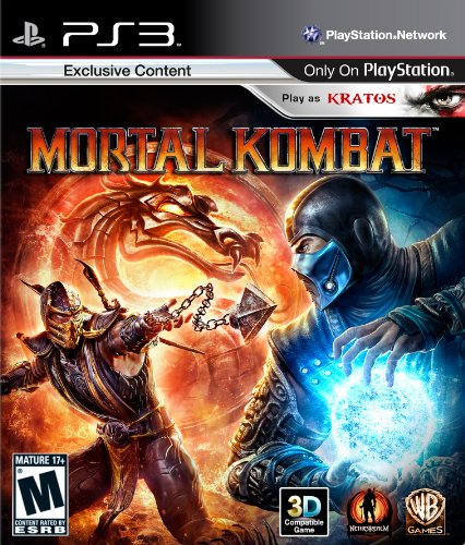 Mortal Komat 2 on Arcade, PS3