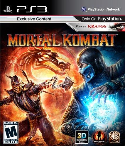 Mortal Komat 2 on Arcade, PS3