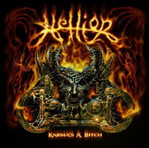 CD : HELLION - Karma's A Bitch