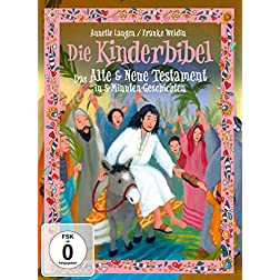 Kinderbibel: Altes & Neues Tes