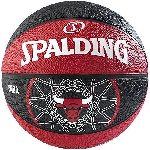 Spalding Nba Chicago Bulls Team Pallone Da Pallacanestro, 7
