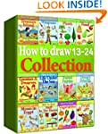 How to Draw Collection 13-24 (Over 35...
