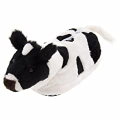 Cow Slippers for Women and Men