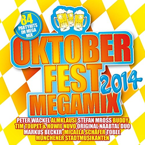VA-Oktoberfest Megamix 2014-DE-2CD-FLAC-2014-VOiCE Download