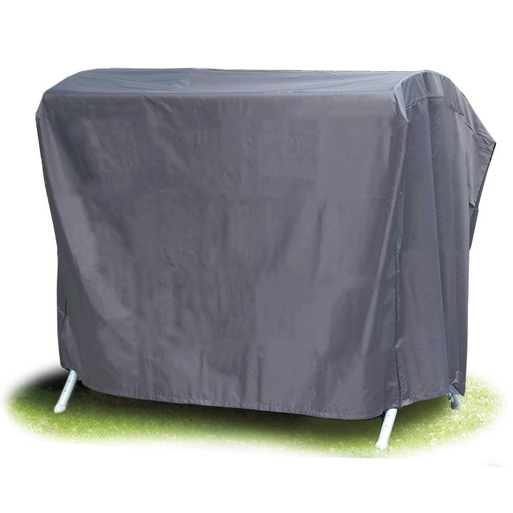 Schutzhülle für Gartenschaukel 155x150x135 cm Hollywoodschaukel Hülle Premium-Qualität