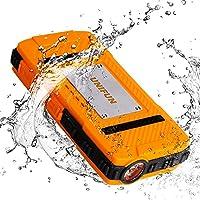 Unifun U-821 10400 mAh Portable Power Bank with 2 USB Charging Ports