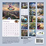 Thomas Kinkade: The Disney Dreams Collection 2016 Wall Calendar