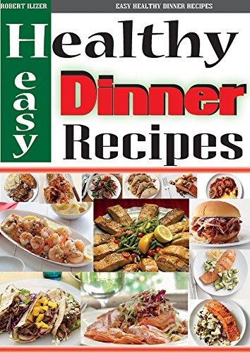 Healthy Dinner Recipes: quick and easy healthy dinner recipes, Pan-Seared Salmon with Kale and Apple Salad, Healthy Broccoli Roman Style, Turkey Meatloaf Squares with Sweet Potatoes Ect...