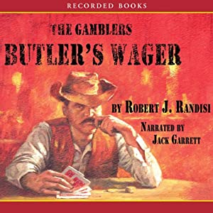 Butler's Wager Audiobook