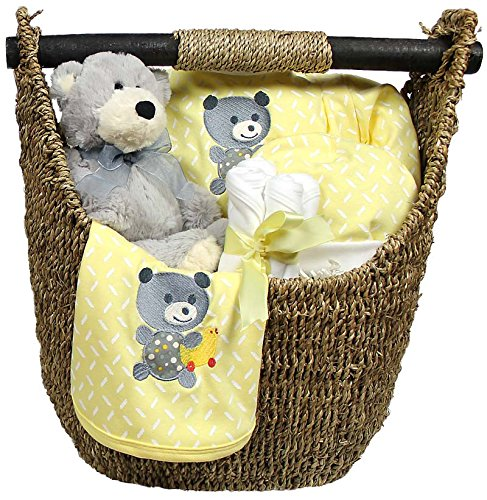 Welcome Baby Gift Baskets