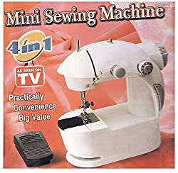 Ashlesha 4 in 1 Mini Sewing Machine With Free Gift Diwali Offer