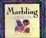 img - for Marbling: A Complete Guide to Creating Beautiful Patterned Papers and Fabrics book / textbook / text book