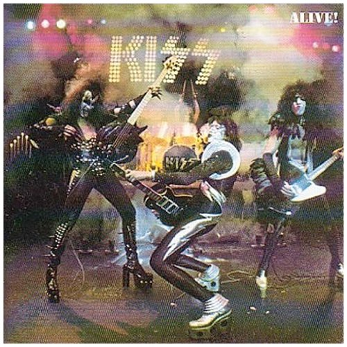 Kiss - Alive! [2 Cd Remastered] - Zortam Music