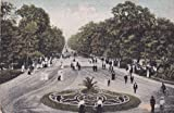 img - for Detroit Michigan Central Avenue Belle Isle Park Postcard c1910 book / textbook / text book