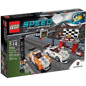 LEGO Speed Champions 75912: Porsche 911 GT Finish Line