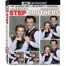 Step Brothers [4K Ultra HD + Blu-ray]