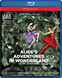 Alices Adventures in Wonderland [Blu-ray] [Import]