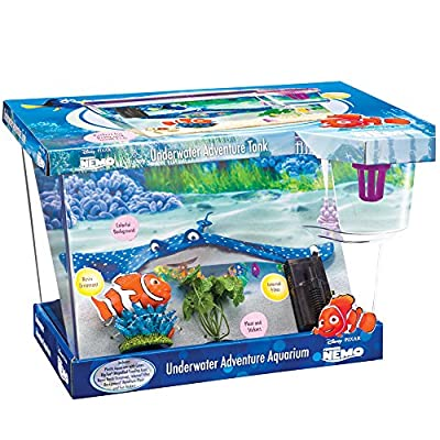 The Finding Nemo Disney Big Eye Fish Aquarium Fish Tank