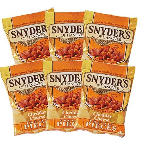 スナイダーズ チェダーチーズ 小袋 56.6g×6個
