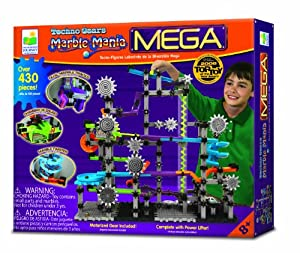 The Learning Journey Techno Gears Marble Mania Mega
