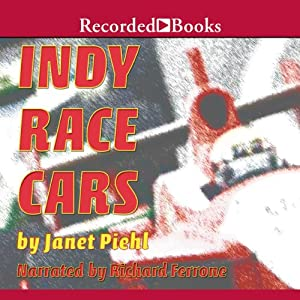 Indy Race Cars Audiobook