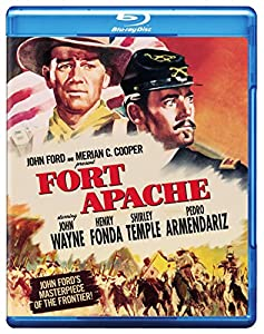 Fort Apache [Blu-ray] [1948] [US Import]