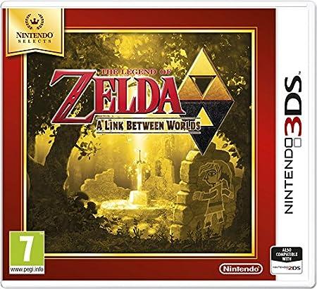 Nintendo Selects The Legend of Zelda: A Link Between Worlds