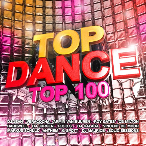 VA-Top Dance Top 100-2CD-2012-wAx Download