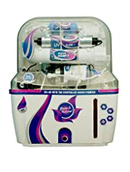 Aquagrand White Mount 7 Stage Purification 10-Litre Water Purifier