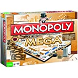 Winning Moves 42884 - Monopoly Mega Deluxe