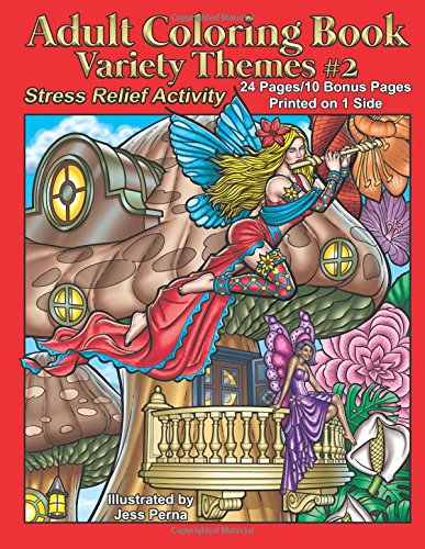adult-coloring-book-variety-themes-2-stress-relief-activity-volume-2