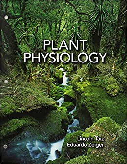 plant physiology taiz zeiger 4th edition pdf
