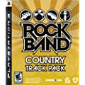Rock Band Country Track Pack - PlayStation 3 Standard Edition