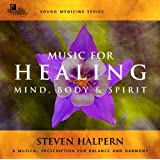 Music for Healingby Steven Halpern