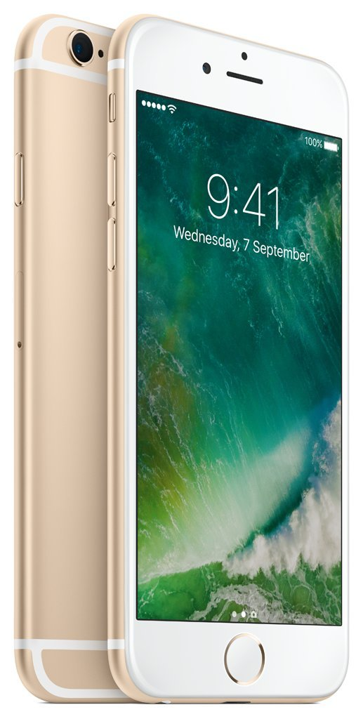 Apple iPhone 6 (Gold, 32GB) Rs.24999/-