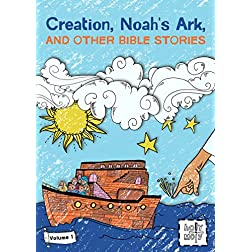 Creation, Noah's Ark, and Other Bible Stories, Volume 1