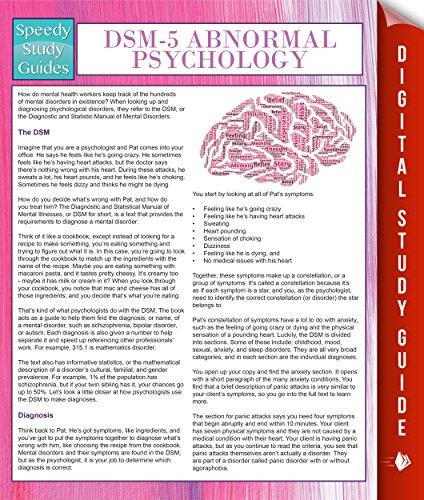 Abnormal Studies | ib psych notes