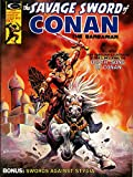 img - for The Savage Sword of Conan the Barbarian Vol. 1, No.8 (Death-Song of Conan, Vol. 1, No. 8) book / textbook / text book