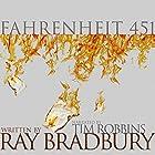Fahrenheit 451 Hörbuch von Ray Bradbury Gesprochen von: Tim Robbins